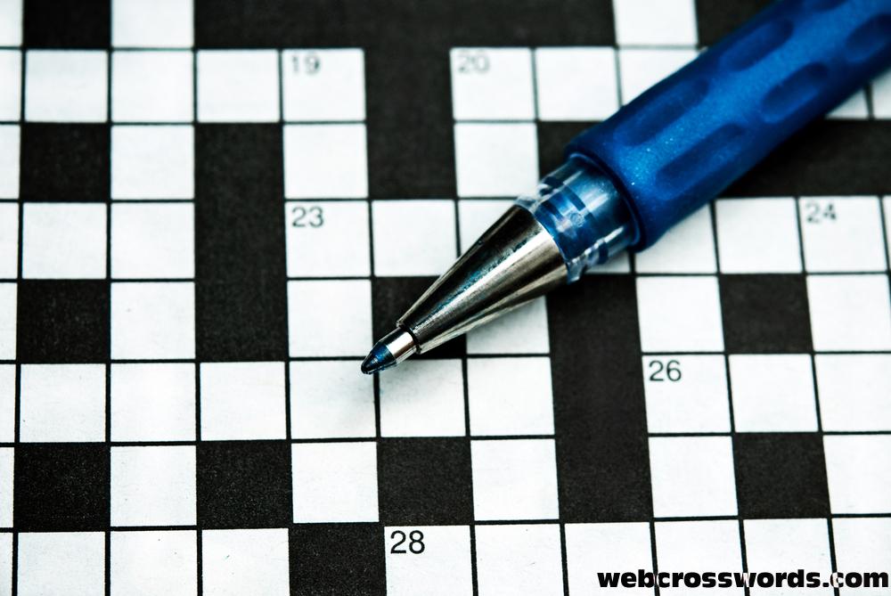 Crossword Puzzle Pictures | Free Crossword Puzzles | WebCrosswords.com